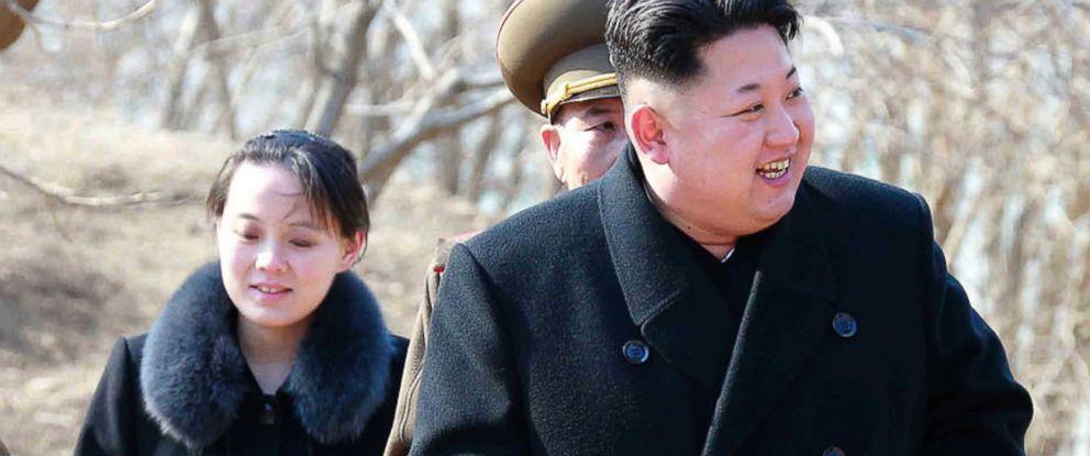 Nordkorea Kim Jong Un Schwester