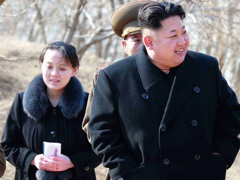 North Korea holds military parade ahead of Winter Olympics
