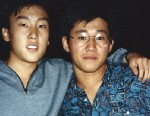 PHOTO: This 1988 file photo provided by Bobby Lee shows Kenneth Bae, right, and Lee together when they were freshmen students at the University of Oregon.