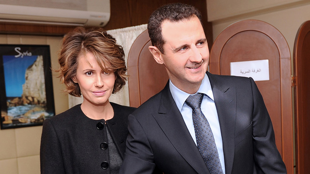 Syria's Stylish First Lady's Shopping Sprees Now Hit By ...