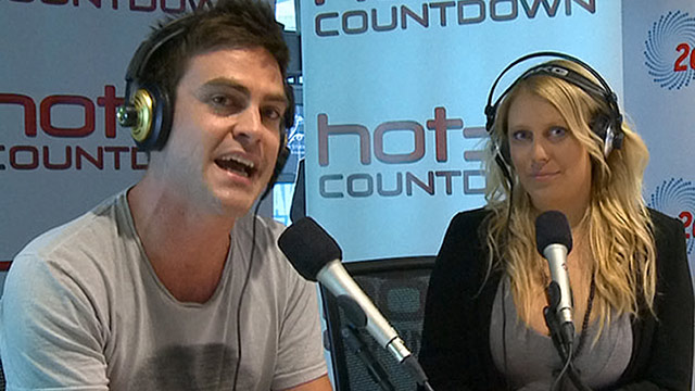 PHOTO: Australian 2Day FM radio presenters Michael Christian and Mel Greig are seen in this grab of footage they posted on the internet Dec. 4, 2012 as they joke about their successful hoax call to the King Edward VII hospital.
