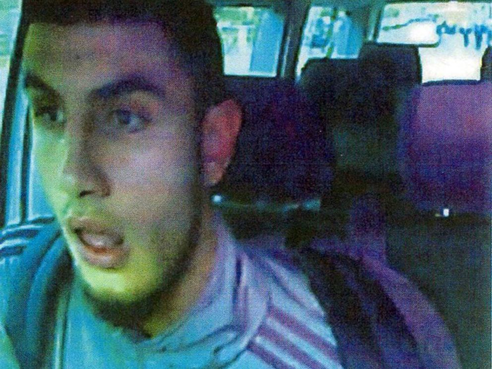 PHOTO: This undated police handout image released on Feb. 16, 2015 shows Omar Abdel Hamid El-Hussein, the slain gunman suspected in the deadly Copenhagen attacks that occurred on Feb. 14, 2015.