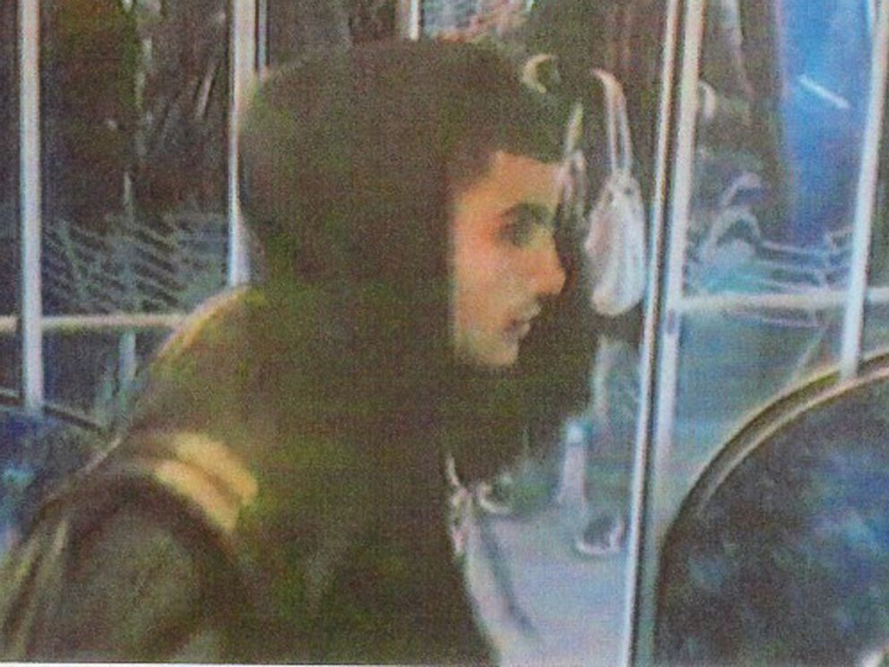 PHOTO: A police handout photo shows Omar Abdel Hamid El-Hussein from an earlier occasion where he stabbed a person in a train on Nov. 22, 2013. El-Hussein is suspected of being involved with the deadly Copenhagen attacks, which occurred on Feb. 14, 2015.