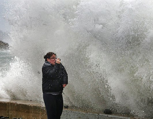 Superstorm Sandy's Enduring Impressions Photos - ABC News