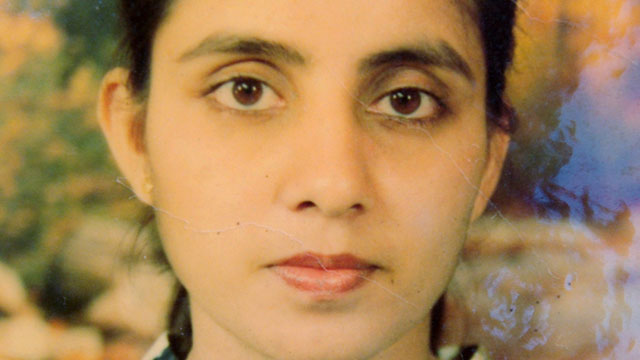 PHOTO: Undated handout photo of the late nurse Jacintha Saldanha of King Edward VII hospital, provided by Saldanhas family in Shirva north of Mangalore, India after she was found dead in central London, Dec. 7, 2012.