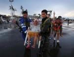 Typhoon Haiyan Pummels the Philippines