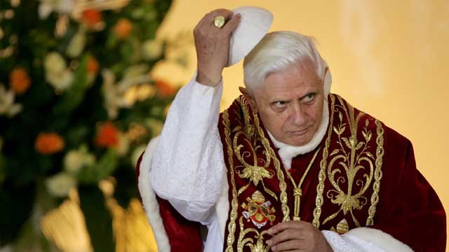 pope benedict xvi resignation health and the papacy abc news