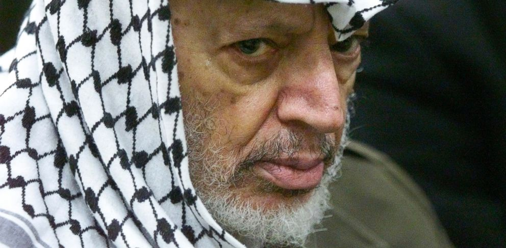 Yasser Arafat Was Poisoned With Radioactive Polonium, Says Forensics Report
