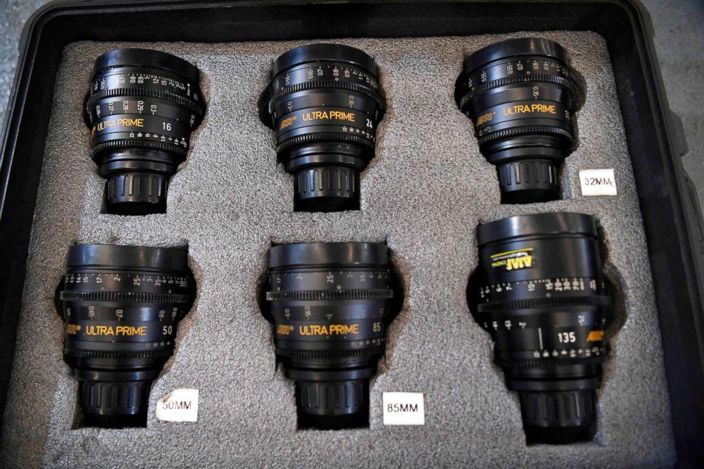 Huge haul of stolen camera gear found in Argentina