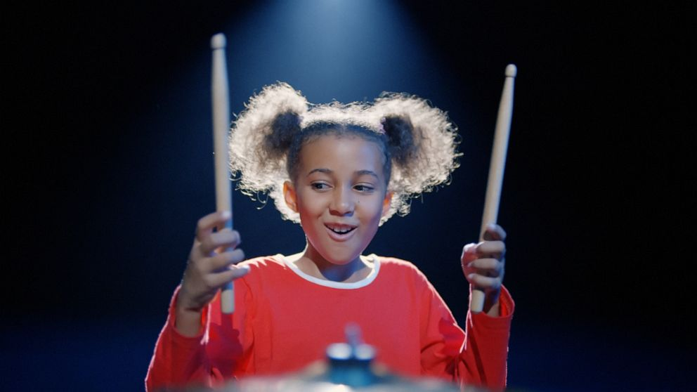 We're not worthy: Meet the incredible 9-year-old social media sensation drumming her way to viral fame