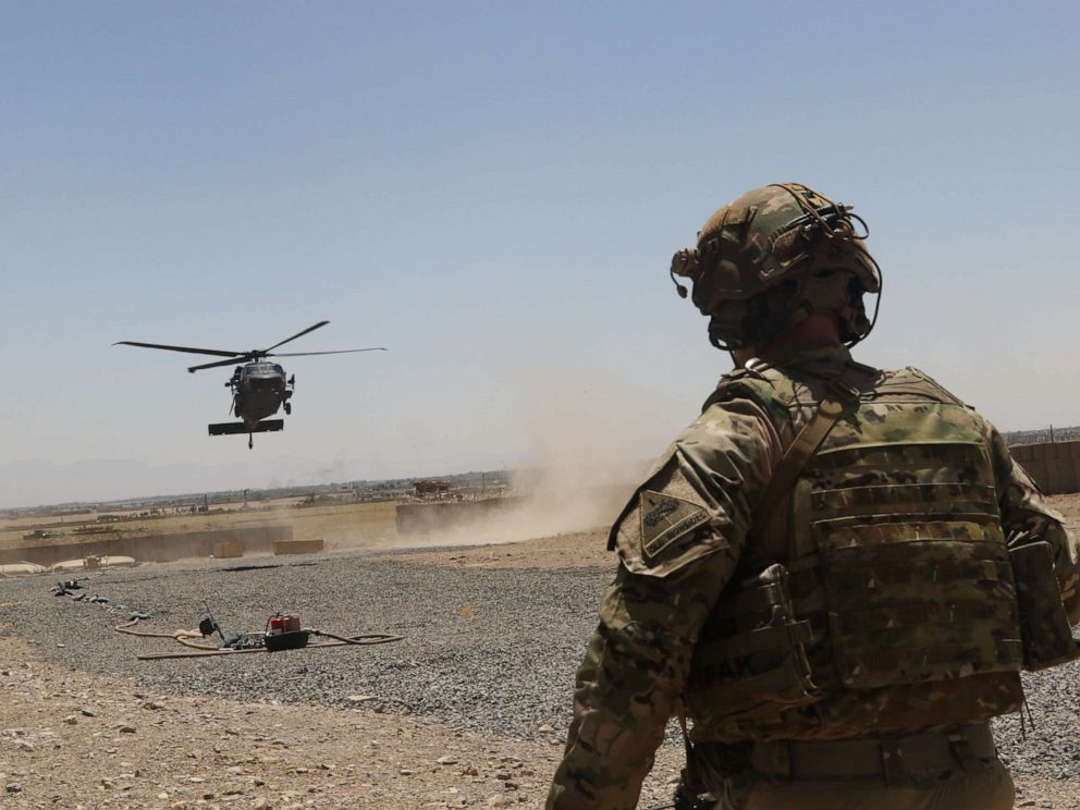 USA service members killed in Afghanistan, NATO mission says