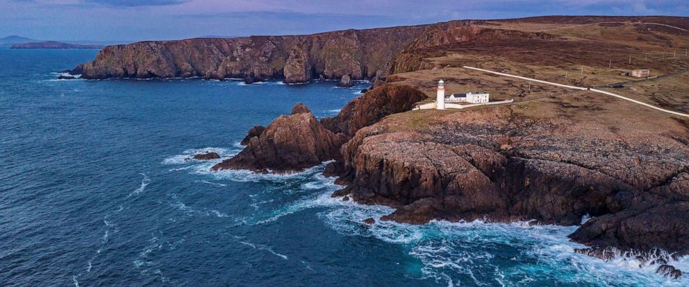 PHOTO: Arranmore Island, off Ireland's northwest coast, is hoping to draw in new residents to live there and work remotely.