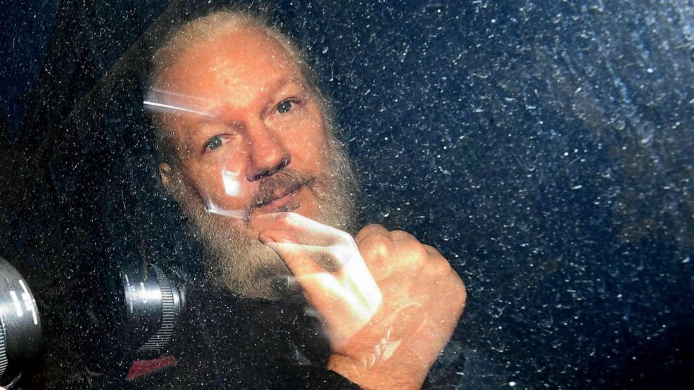 WikiLeaks founder Julian Assange arrested after 7 years of hiding out; indicted in US
