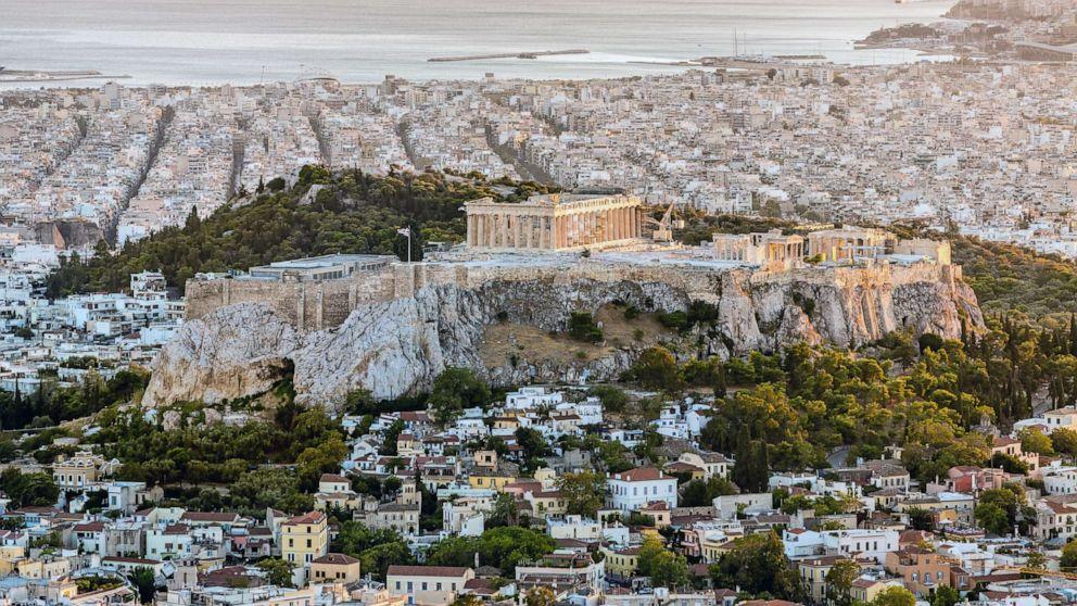 Earthquake hits Athens, Greece - ABC News