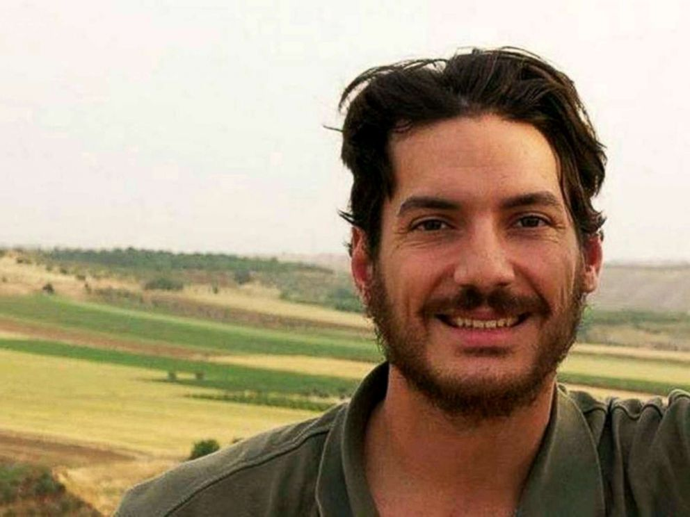PHOTO: Freelance journalist Austin Tice, seen in this undated photo, went missing in Syria in 2012 and has not been heard from since.