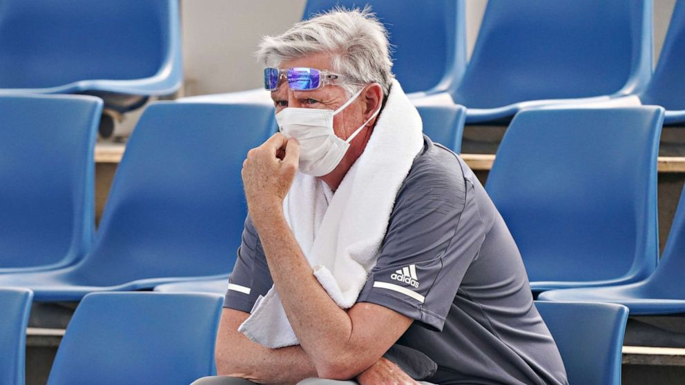 Australian Open Tennis Player Collapses In Coughing Fit Due
