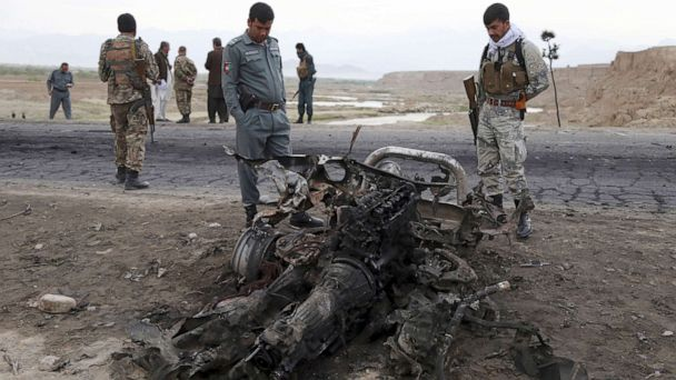3 US Marines killed in roadside bomb attack in Afghanistan identified by officials