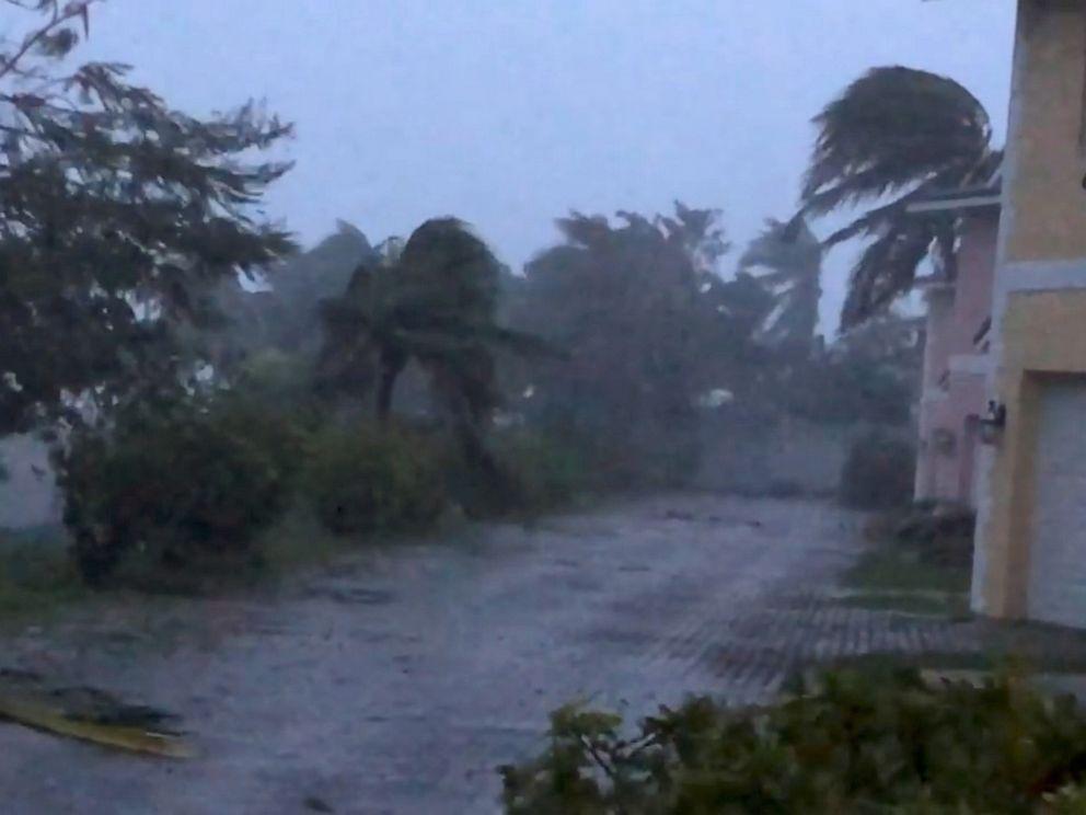 Hurrikan Dorian Bahamas