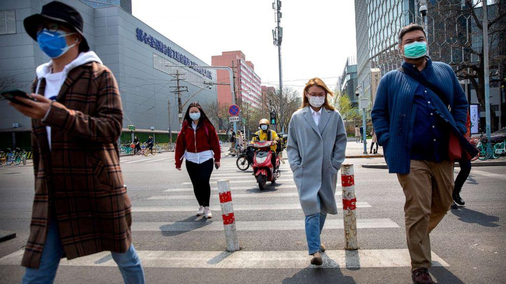 Coronavirus ζωντανή ενημέρωση: Κίνα αναφέρει νέα θανάτους για 1η φορά από τον ιανουάριο του