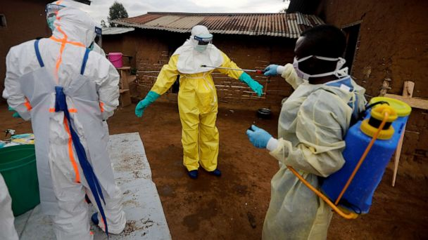 Congo's Ebola outbreak, now concentrated in a gold mining area, remains a global emergency: WHO