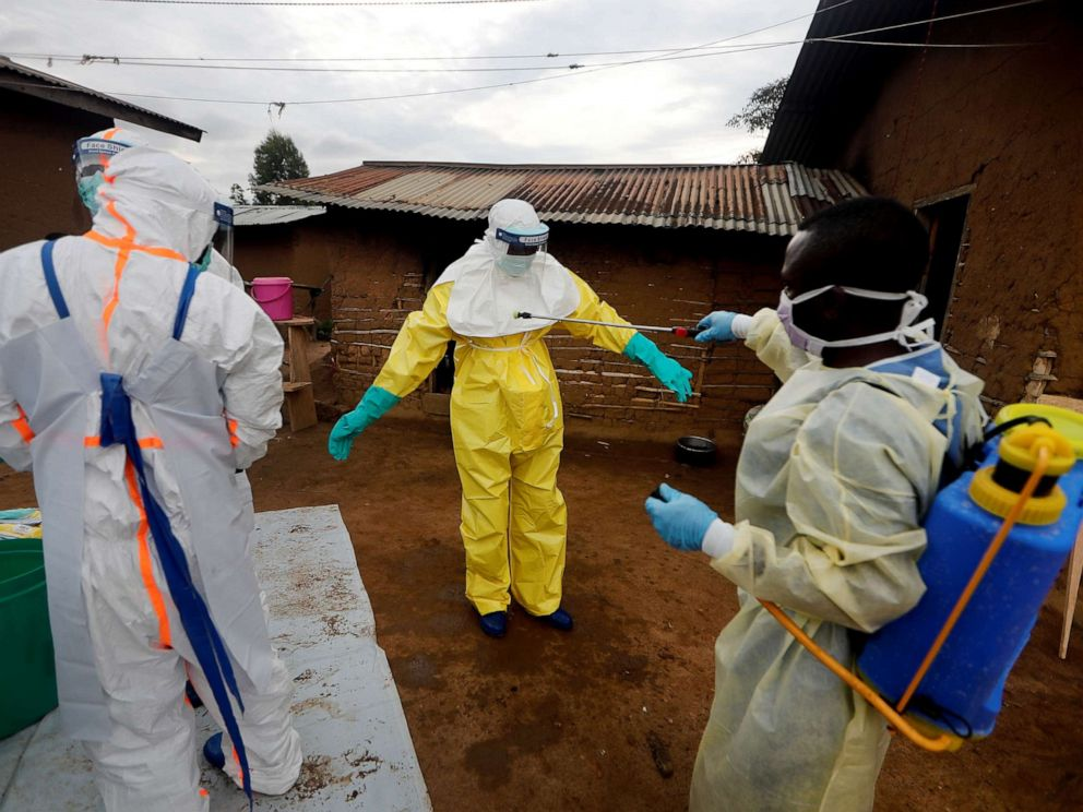 Uganda, DR Congo experts meet to assess Ebola fighting progress