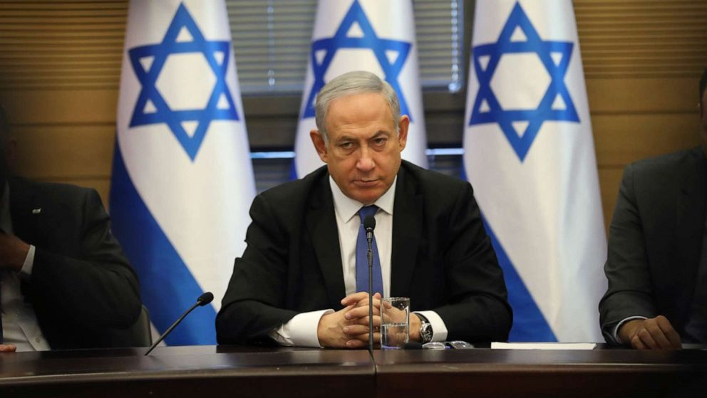Israeli Prime Minister Netanyahu indicted for bribery, fraud, breach of trust