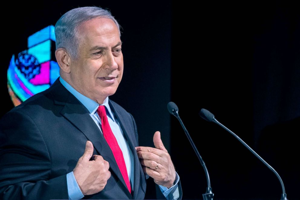 Israel PM questioned for first time in corruption case