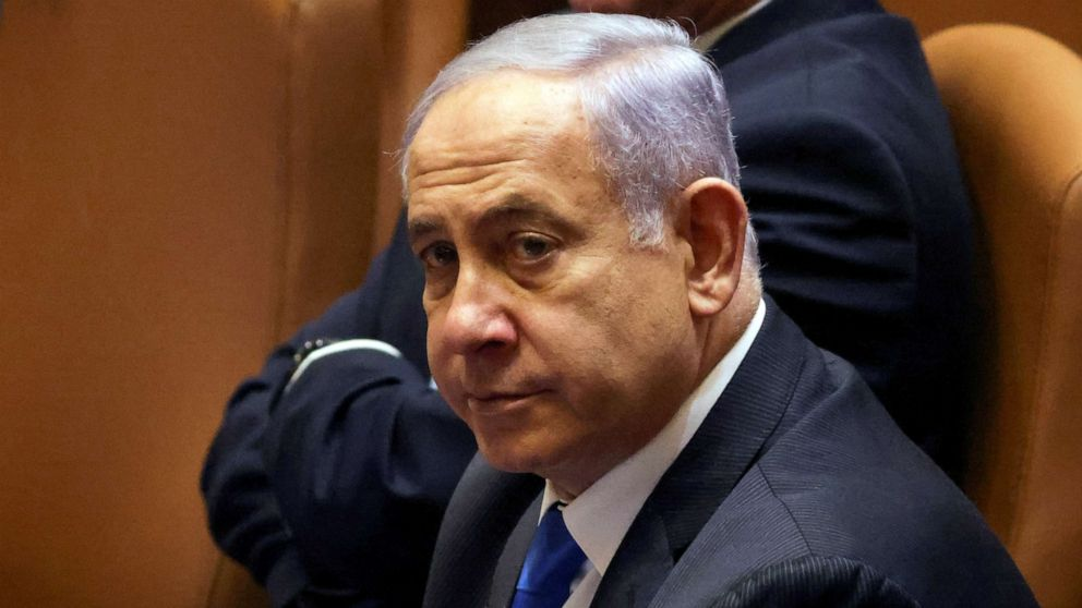 Netanyahu's moving out, but not soon enough for critics