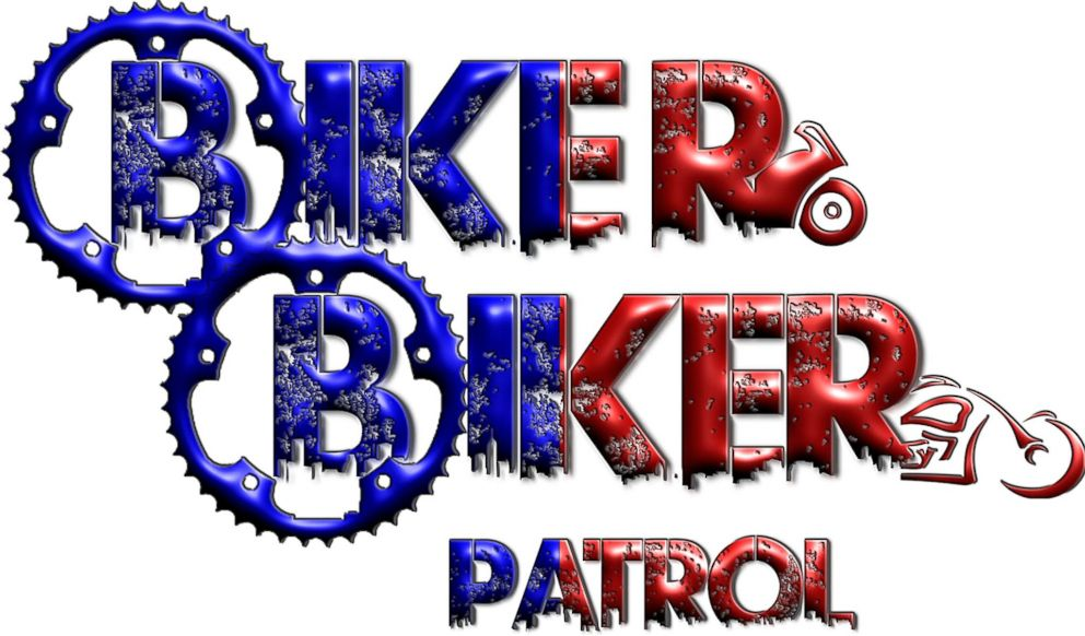 PHOTO: The Biker Biker team are publicizing their activities on social media.