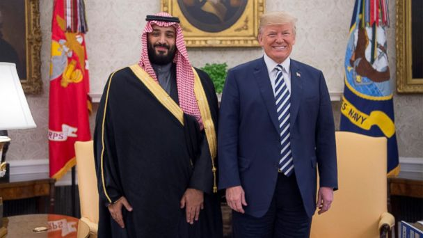 Republicans join Democrats to rebuke Trump's 'emergency' $8B arms sale to Saudis, Emiratis