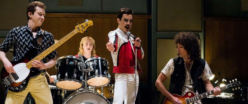 """PHOTO: A scene from """"Bohemian Rhapsody."""""""