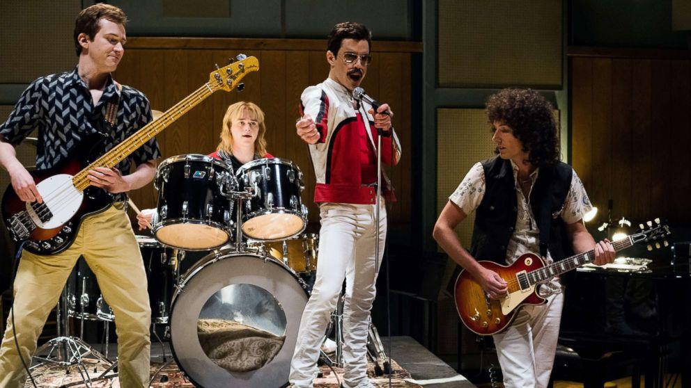 """A scene from """"Bohemian Rhapsody."""""""