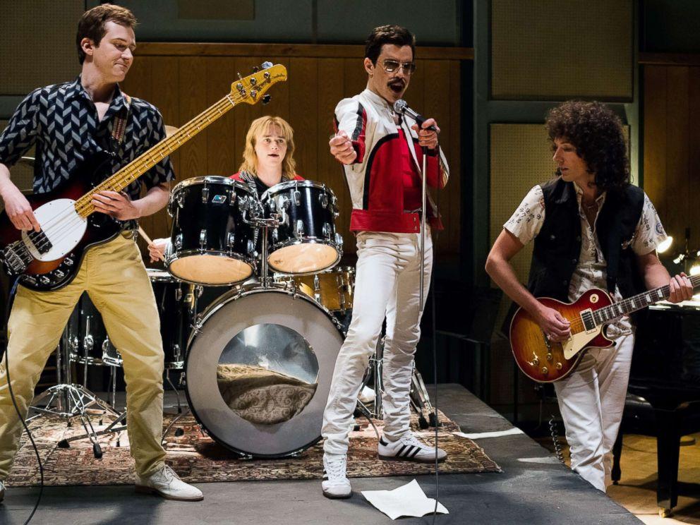 PHOTO: A scene from Bohemian Rhapsody.