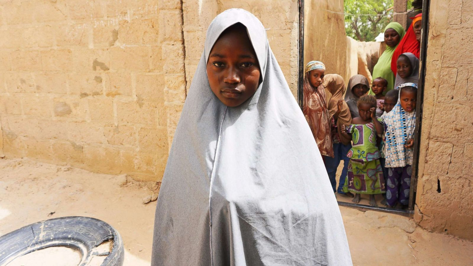 Nigerian schoolgirl who 'refused to denounce Christ' remains captive