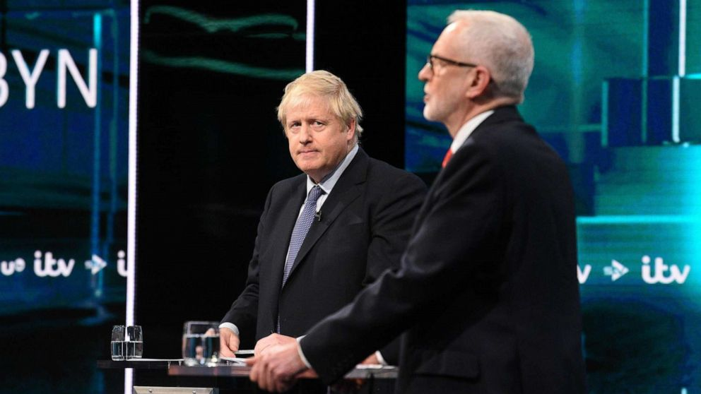 Conservative party accused of peddling disinformation ahead of UK election thumbnail