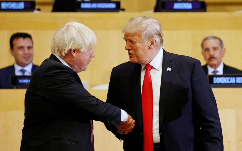 Meet Boris Johnson: The UK's controversial new prime minister - ABC News