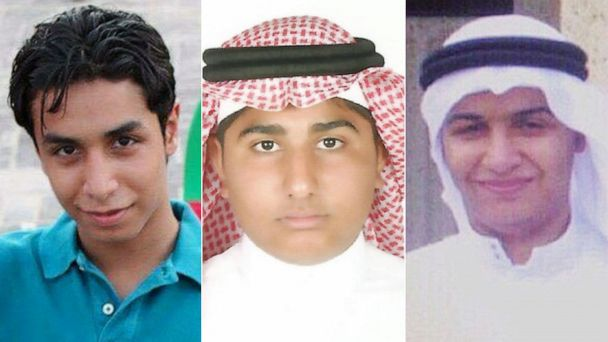 They were convicted of minor crimes as teens and now face beheading and 'crucifixion' in Saudi Arabia