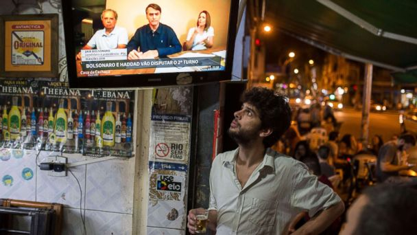 Is democracy in Brazil in danger, with far-right extremist in presidential runoff? ANALYSIS