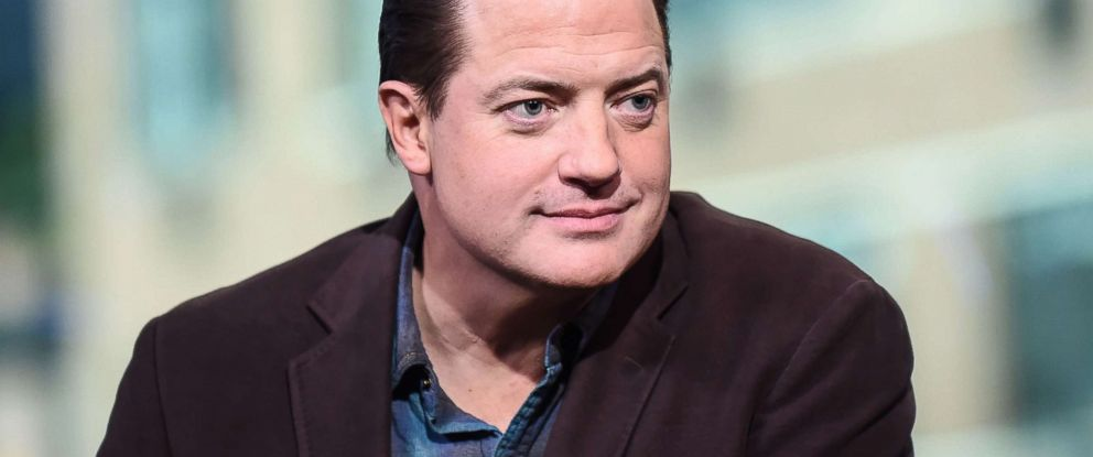 PHOTO: Brendan Fraser attends an event on Dec. 14, 2016, in New York City.
