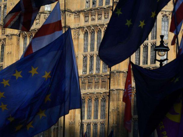 1 Brexit deal passes Parliament but another critical vote fails