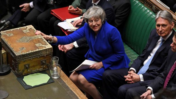 Brexit crisis: What's next after Theresa May's deal voted down yet again?