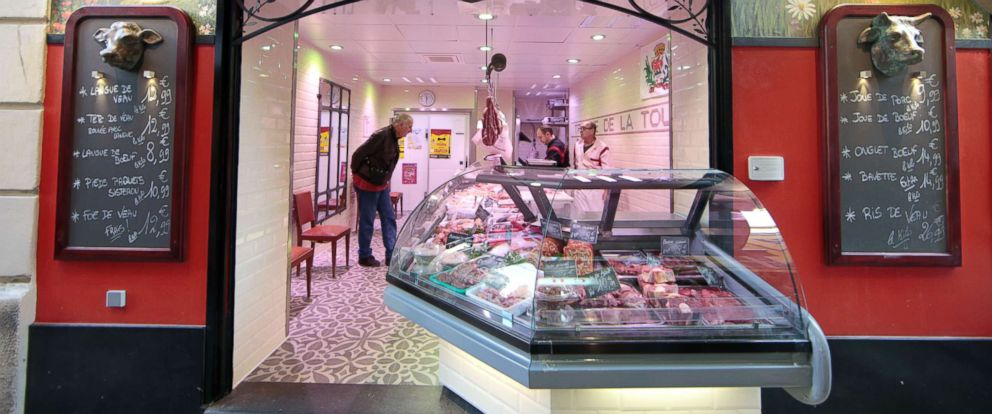 French Butchers Seek Protection After Attacks From Vegan Activists