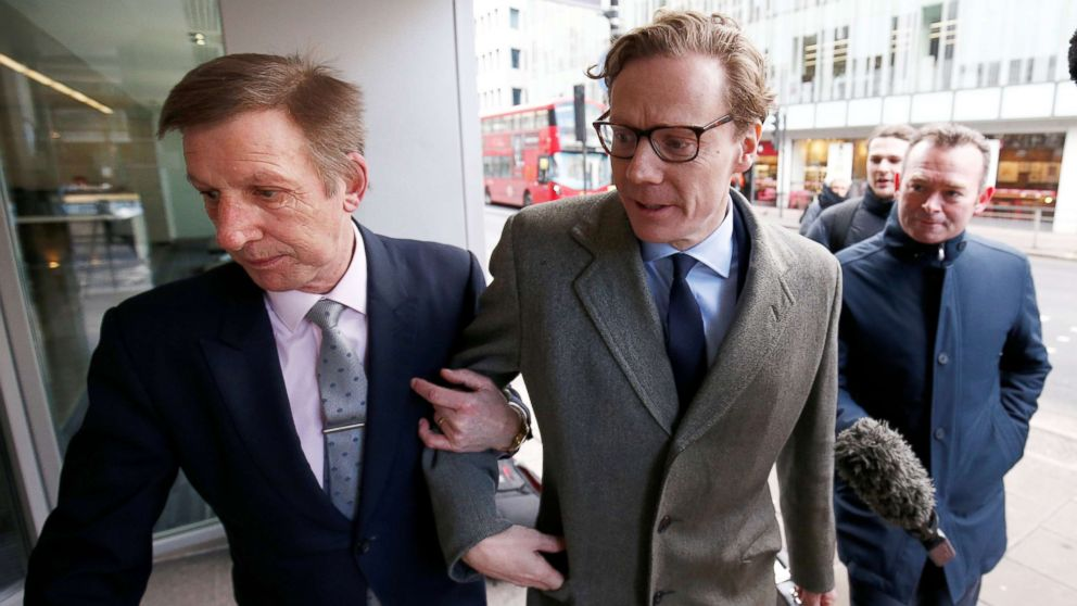 Cambridge Analytica accused of violating US election laws in legal action