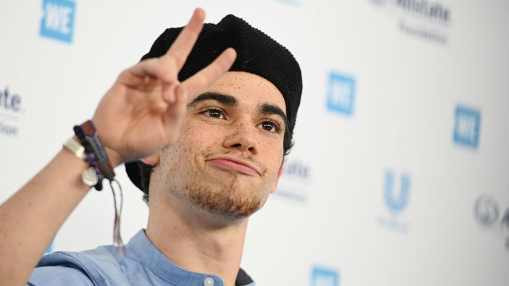 Disney Channel Star Cameron Boyce Dies At 20 Abc News