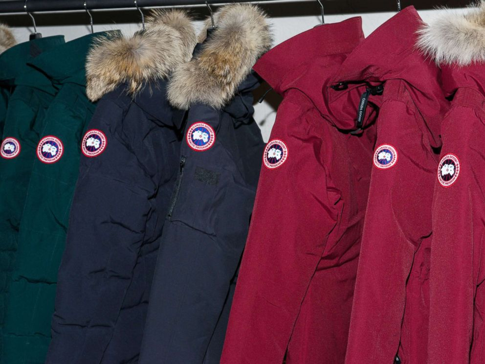 7a0aaeba07b British school bans pricey Canada Goose coats in hopes of preventing ...
