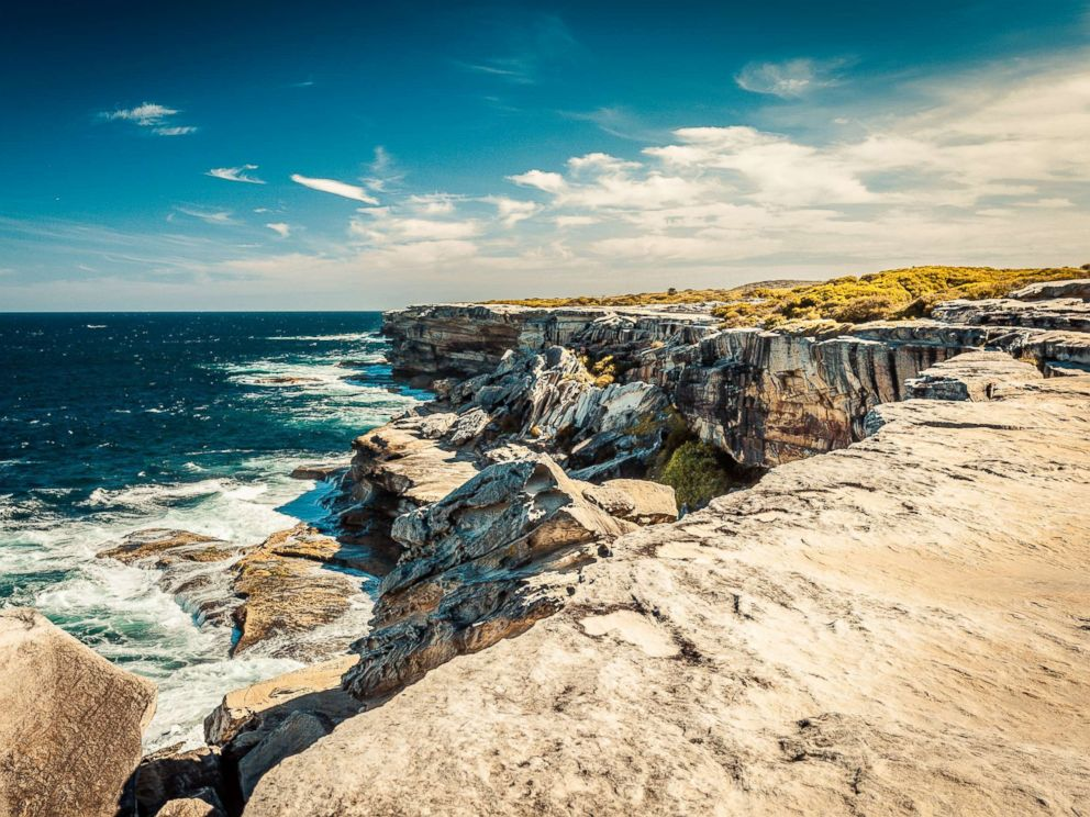 PHOTO: Cape Solander, located in the Kurnell section of Kamay Botany Bay National Park in Sydney, is pictured in this undated stock photo.