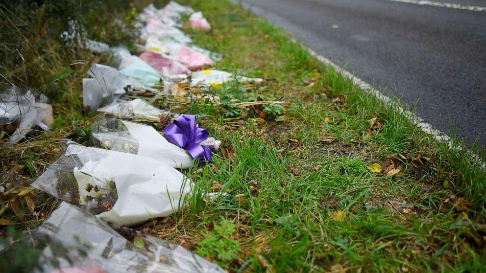 American diplomat ' s wife flieht UK inmitten Sonde in tödlichen Verkehrsunfall