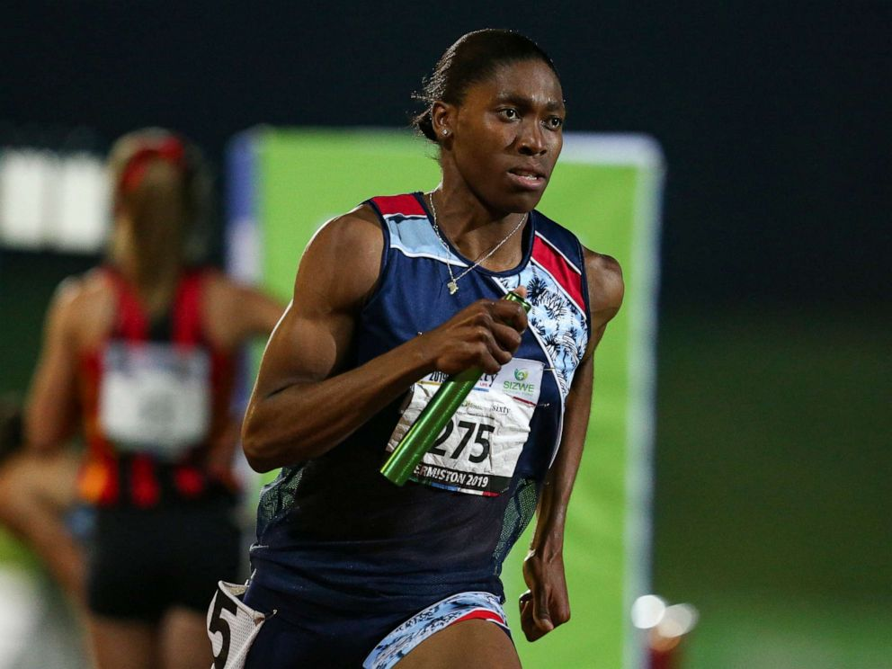 Image result for images of Caster Semenya