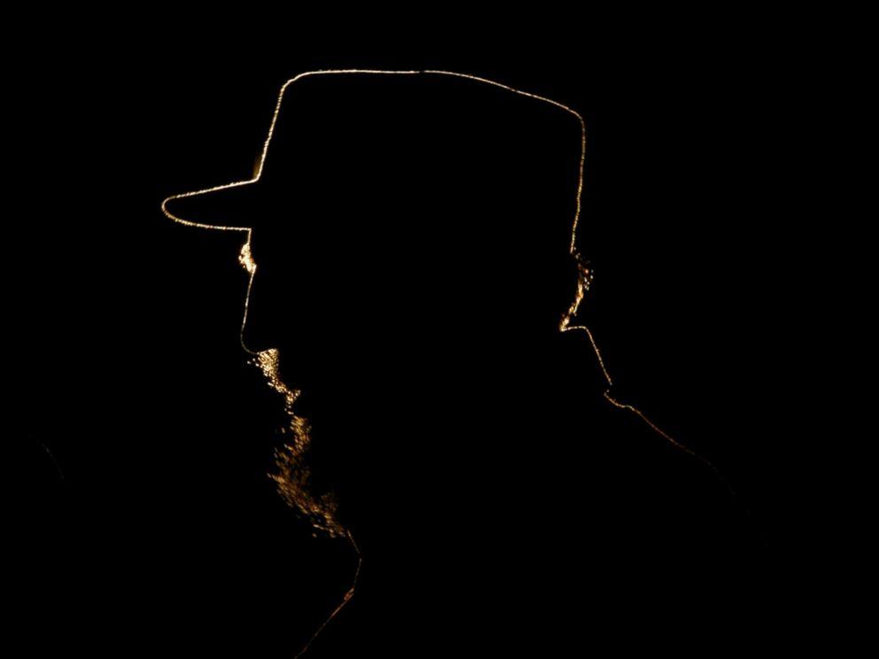 PHOTO: Cubas leader Fidel Castro speaks in Havana, Cuba, Feb. 3, 2006.