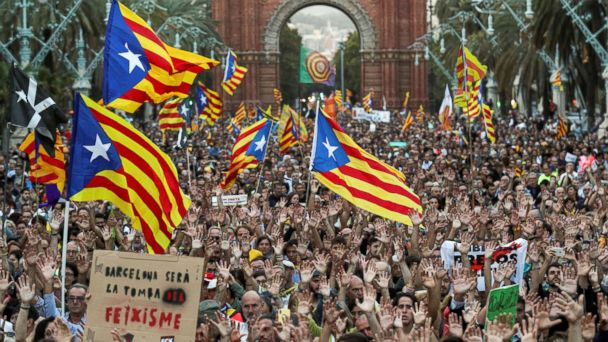 'This fire is still alive': A year after Spain extinguished Catalonia's secession attempt